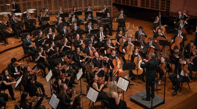 SYDNEY YOUTH ORCHESTRA : BEETHOVEN'S FIFTH @ CITY RECITAL HALL