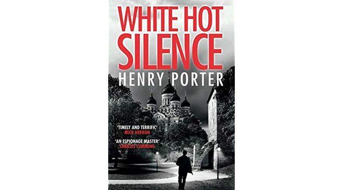 WHITE HOT SILENCE: RED HOT THRILLER