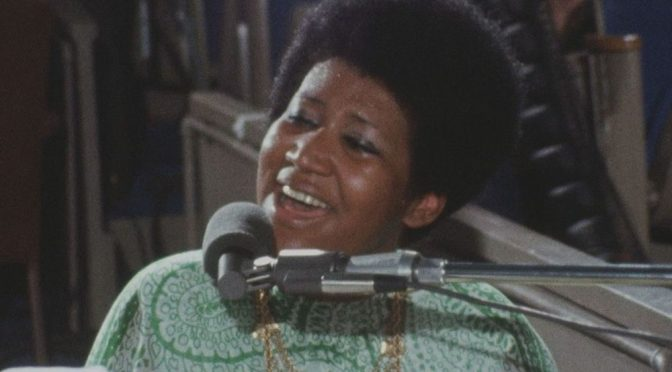 AMAZING GRACE  : THE ARETHA FRANKLIN MOVIE