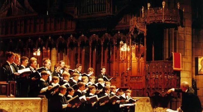 MUSICA VIVA PRESENTS CHOIR OF THE KING'S COLLEGE CAMBRIDGE @ CITY RECITAL HALL