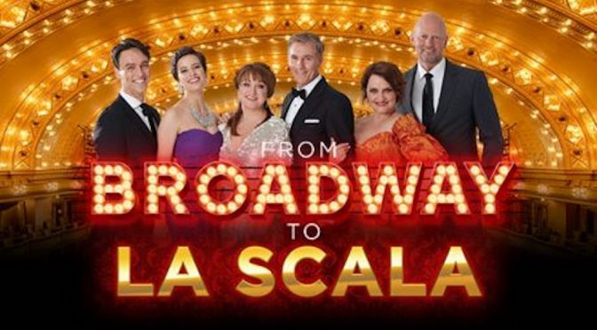 FROM BROADWAY TO LA SCALA @ THE CONCERT HALL