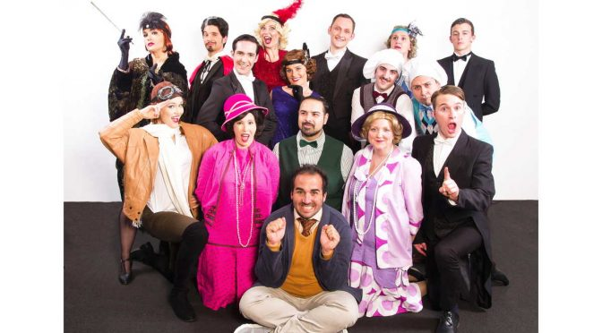 The Drowsy Chaperone @ The Zenith Theatre in Chatswood