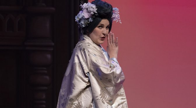 GILBERT AND SULLIVAN OPERA SYDNEY : THE MIKADO