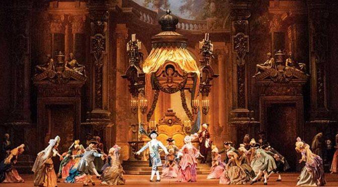 Palace Opera and Ballet La Scala Ballet in Sleeping Beauty