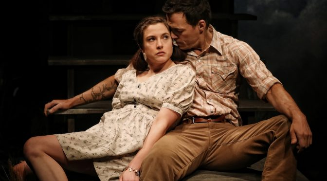 BABY DOLL @ THE ENSEMBLE THEATRE