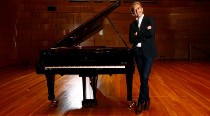 GEORGE ELLIS : BRINGING CLASSICAL MUSIC TO THE MASSES