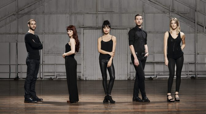 SYDNEY DANCE COMPANY : NEW BREED @ CARRIAGEWORKS