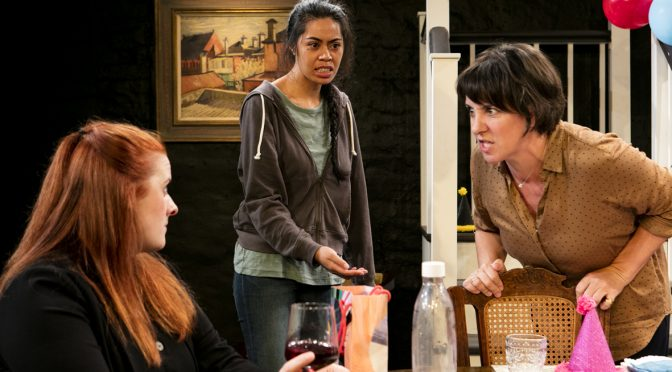 FAMILY VALUES @ THE  STABLES THEATRE