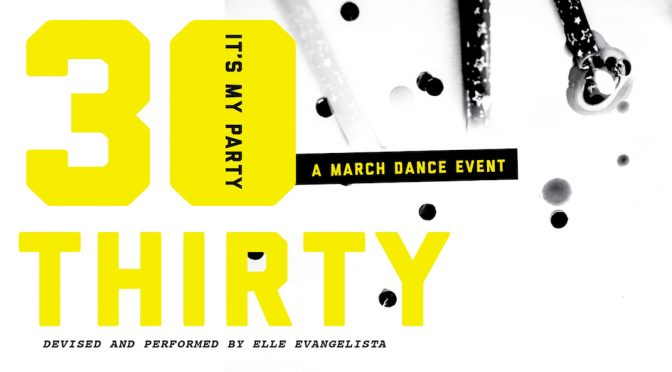 30 THIRTY @ EAST SYDNEY COMMUNITY AND ARTS CENTRE
