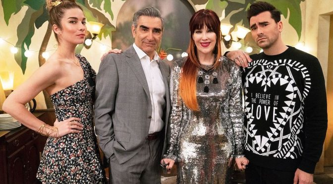 SCHITT'S CREEK : THE COMPLETE SERIES : THREE BOX SETS TO GIVE AWAY