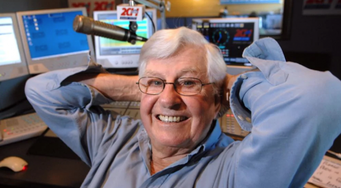 LEGENDARY BROADCASTER BOB ROGERS RETIRING THIS WEEK