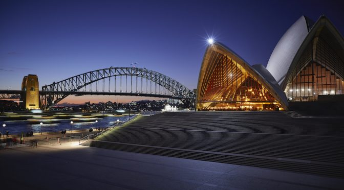 SYDNEY OPERA HOUSE REOPENS ITS DOORS WITH A VIBRANT PROGRAM