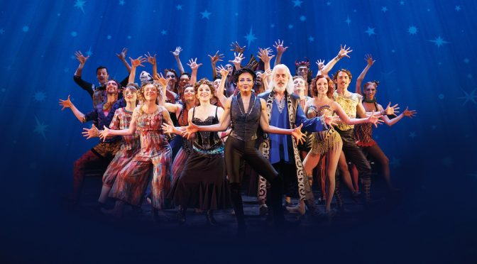 GREAT CAST ANNOUNCED FOR 'PIPPIN' : ONE DOUBLE PASS