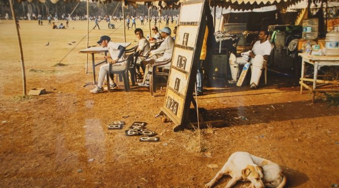STEVE WAUGH 'THE SPIRIT OF CRICKET – INDIA' EXHIBITION