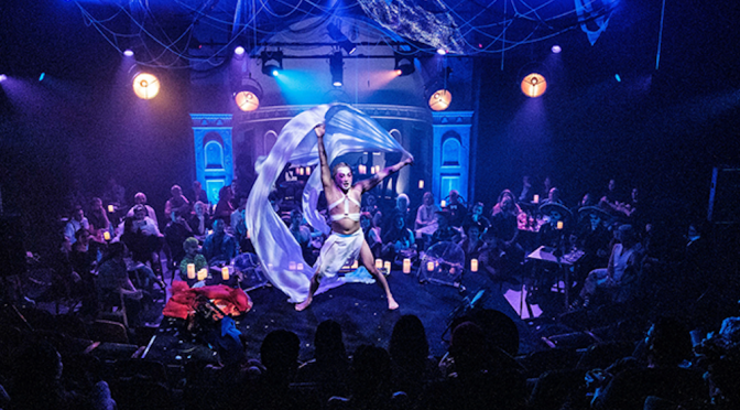 DARLINGHURST THEATRE COMPANY'S 'BLOOM FESTIVAL' @ ETERNITY PLAYHOUSE