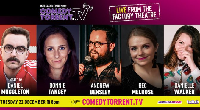 STAND UP COMEDY NIGHTS @ THE FUSEBOX, FACTORY THEATRE: TEN DOUBLE PASSES