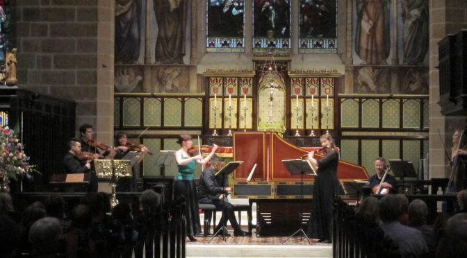 WEIHNACHTSFREUDE: THE LATEST FROM THE BACH AKADEMIE AUSTRALIA