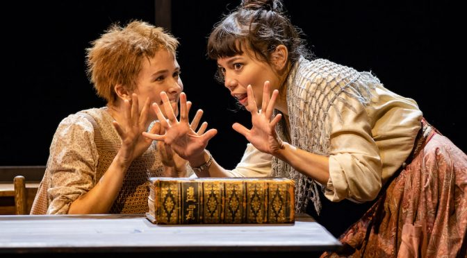 PLAYING BEATIE BOW : BROUGHT TO LIFE BY THE MAGIC OF THEATRE