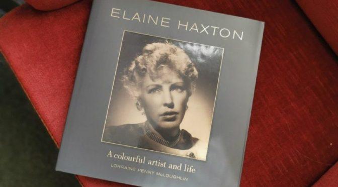 ELAINE HAXTON BY LORRAINE PENNY McLAUGHLIN