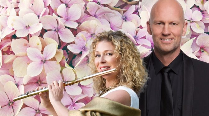 LIVE AT LUNCH SERIES : FIGARO, FLUTE AND FLOWERS @ THE CONCOURSE