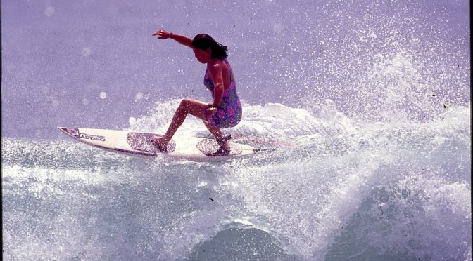 GIRLS CAN'T SURF : NEW OZ DOCO : TEN DOUBLE PASSES