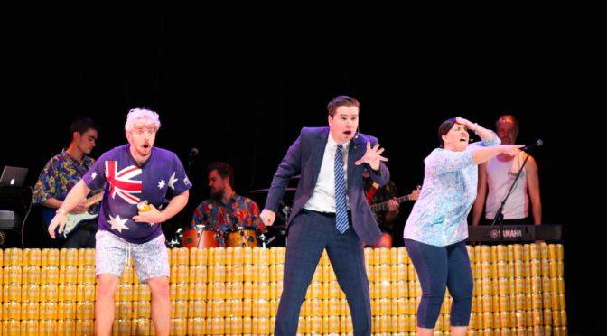 Schapelle Schapelle the Musical @ MANNING BAR University Of Sydney