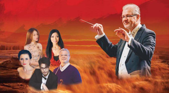 EAST MEETS WEST ORCHESTRAL EVENING : TEN DOUBLE PASSES