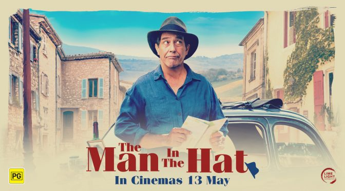 THE MAN IN THE HAT : TEN DOUBLE PASSES