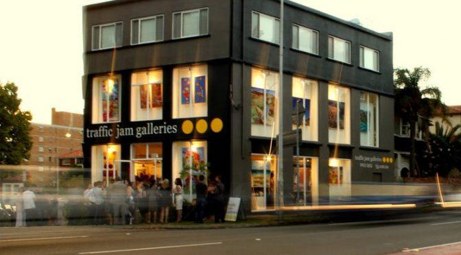 TRAFFIC JAM GALLERIES : WORKS BY J VALENZUELA DIDI AND SAM HOPKINS