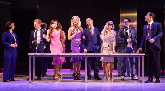 AMERICAN PSYCHO THE MUSICAL : INTENSELY ENTERTAINING THEATRE