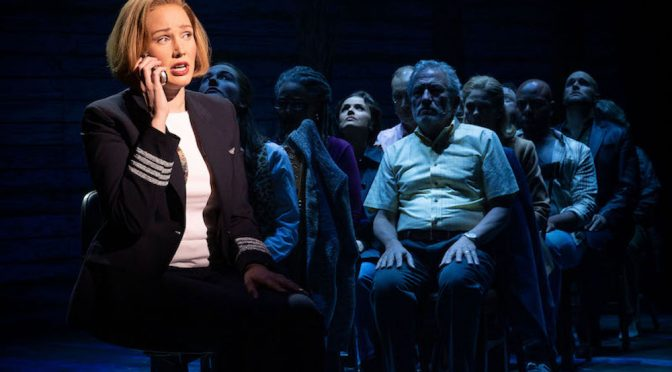 COME FROM AWAY : WONDERFUL THINGS HAPPEN WHEN PEOPLE WORK TOGETHER