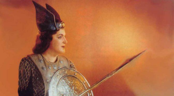 MARTA BIRGIT NILSSON : A CELEBRATED  SWEDISH SOPRANO WITH AN ACERBIC WIT