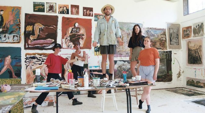 APPLICATIONS OPEN FOR 2021 BRETT WHITELEY TRAVELLING ART SCHOLARSHIP