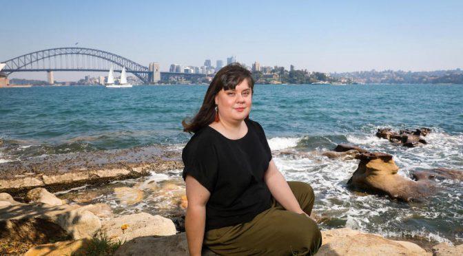 WIRADJURI CURATOR EMILY MCDANIEL RECEIVES CITY OF SYDNEY AWARD