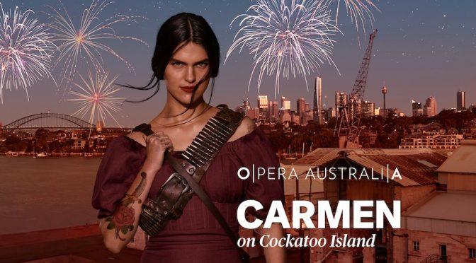 OPERA AUSTRALIA ANNOUNCES TWO MAJOR OUTDOOR SHOWS IN 2022