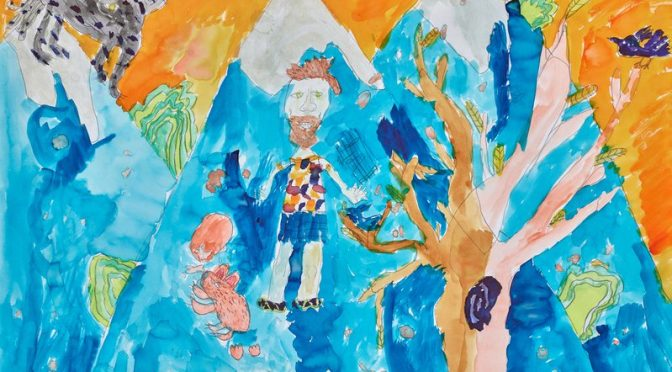 CALLING YOUNG ARTISTS : A CHANCE TO SEE YOUR WORK DISPLAYED