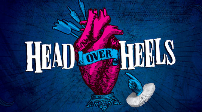 CAST ANNOUNCED FOR AUSTRALIAN PREMIERE OF HEAD OVER HEELS